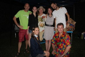 Serious Fun Team - Isabella, Alice, Jane, Elmar, Julien, Virginia, Jules