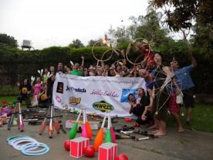 Juggling Festival Opening Day Workshop