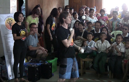 Festival Restrospective – Monastery School Show