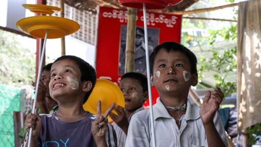 Social Circus Yangon