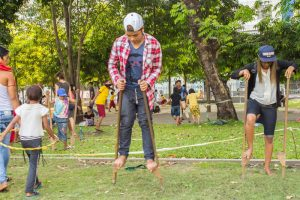 International Social Circus Day Yangon