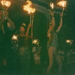 Mae Sai fireshow