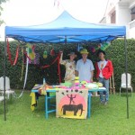GB Day Out - Our Stall