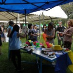 Great Britain Day Out - our stall
