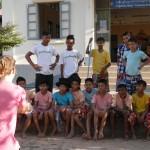 Boys Training Thanlyin 7th Jan