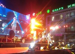 maike junction square 8th feb