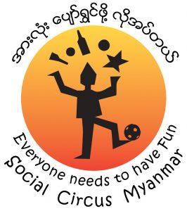 social circus myanmar logo